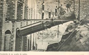 Clot del Moro. Secador de Carbó. A. Pons